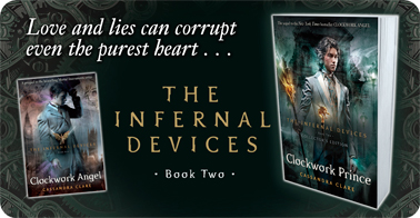 Infernal Devices: Clockwork Prince