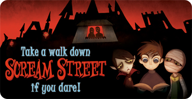 Take a walk down Scream Street