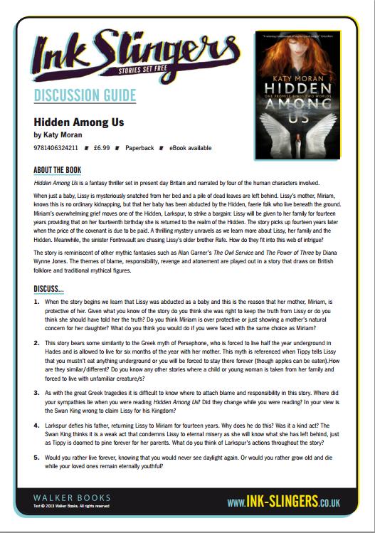 Discussion guide ebook array walker ya u2014 discussion guides rh walkerya com fandeluxe Gallery