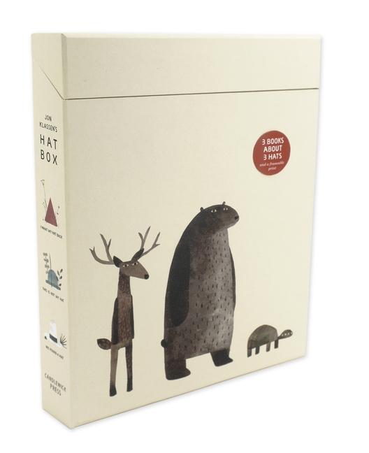 Jon Klassen's Hat Box by Jon Klassen