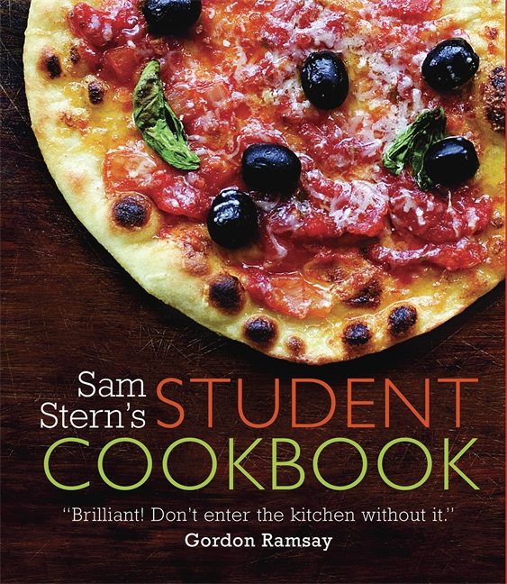 Sam Stern's Student Cookbook by Sam Stern, Susan Stern