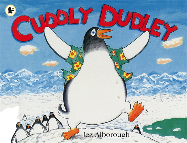 Cuddly Dudley by Jez Alborough