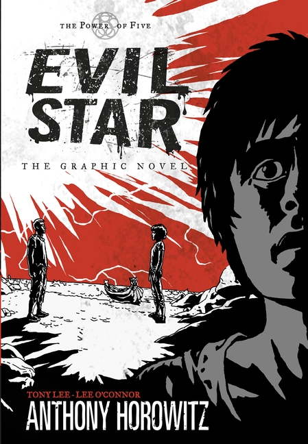 The Power of Five: Evil Star - The Graphic Novel by Anthony Horowitz, Tony Lee