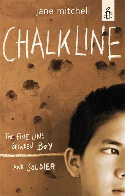 Chalkline by Jane Mitchell