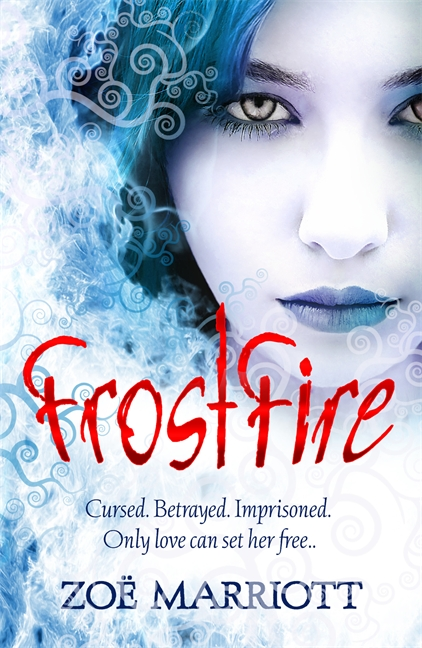 FrostFire by Zoe Marriott
