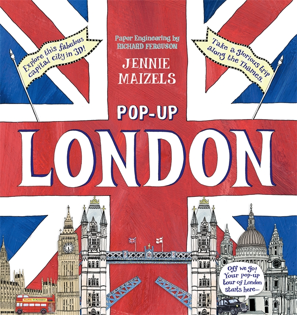 Pop-up London by Jennie Maizels