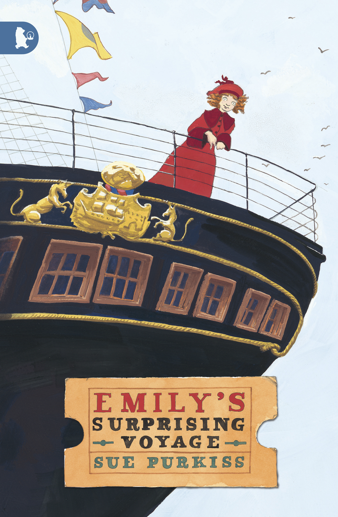 Image result for Emily's surprising voyage