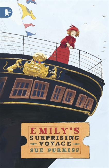 Emily's Surprising Voyage by Sue Purkiss