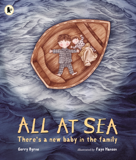 All at Sea by Gerry Byrne