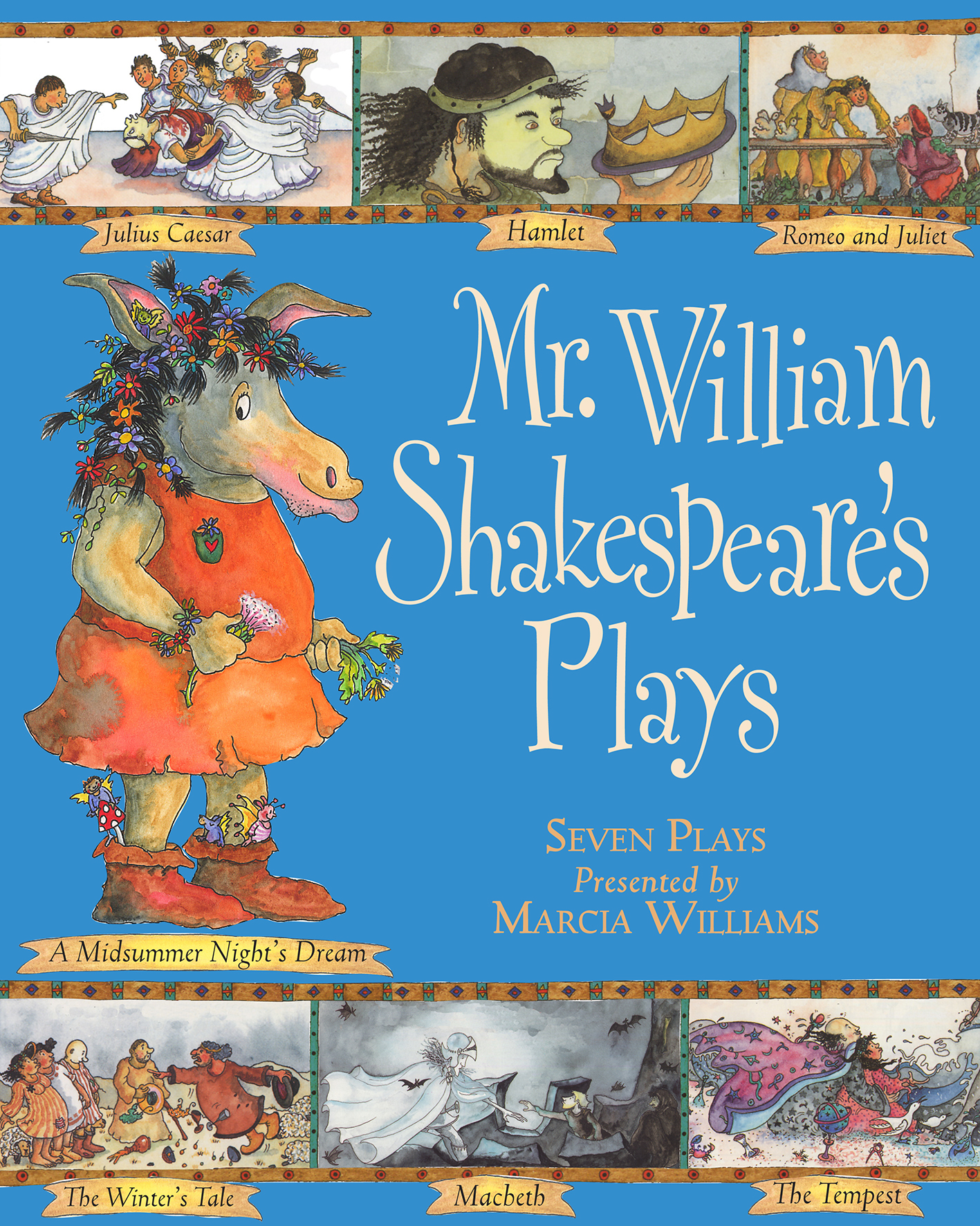book review of shakespeare s plays