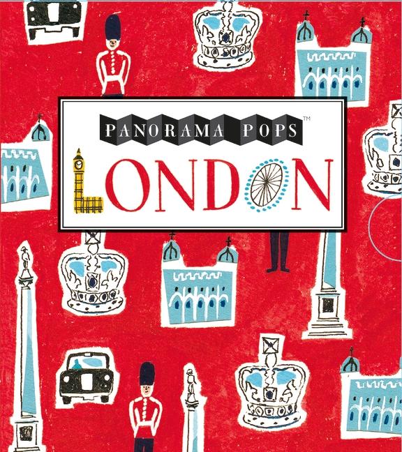 London: Panorama Pops by Sarah McMenemy
