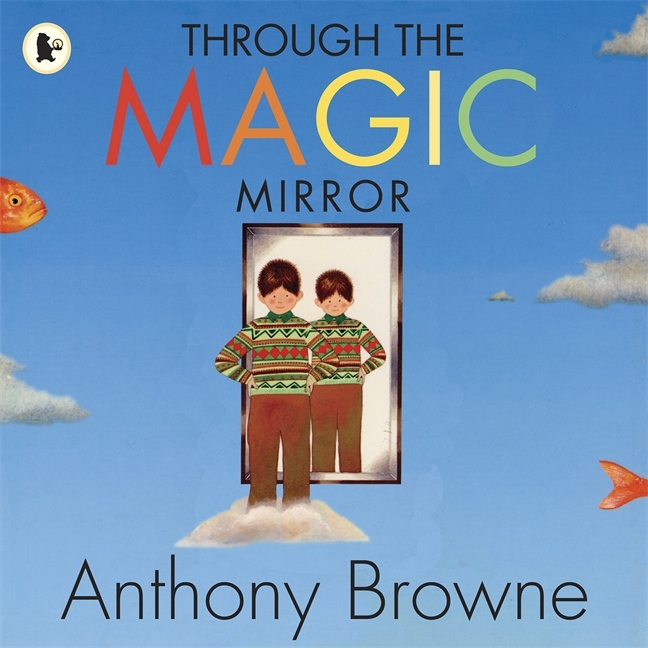 Walker books through the magic mirror for Mirror books