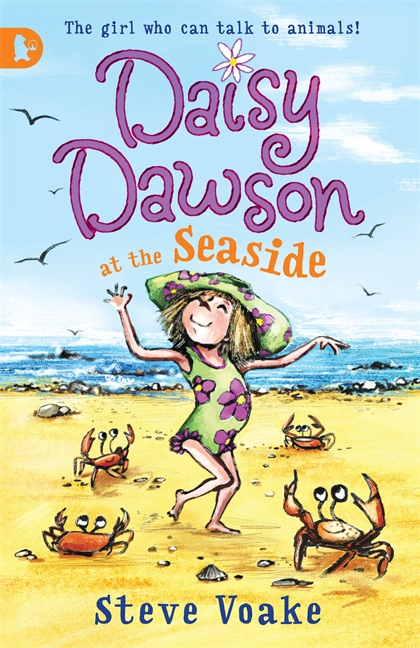 Daisy Dawson at the Seaside by Steve Voake