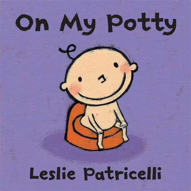 On My Potty by Leslie Patricelli