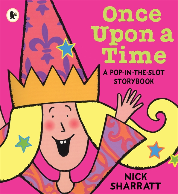 Once Upon a Time... by Nick Sharratt