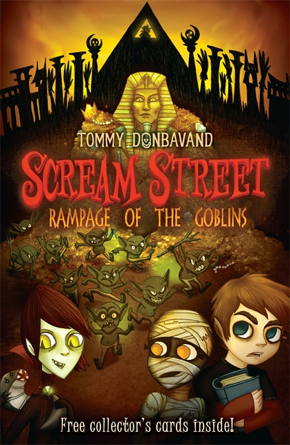 Scream Street 10: Rampage of the Goblins by Tommy Donbavand