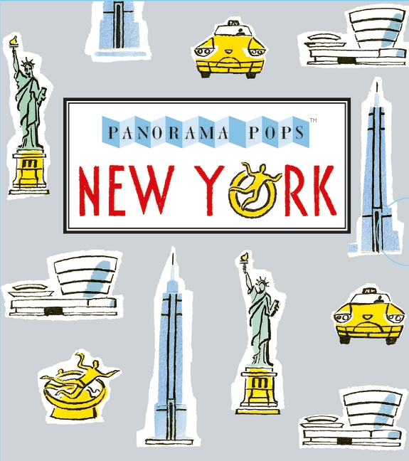 New York: Panorama Pops by Sarah McMenemy