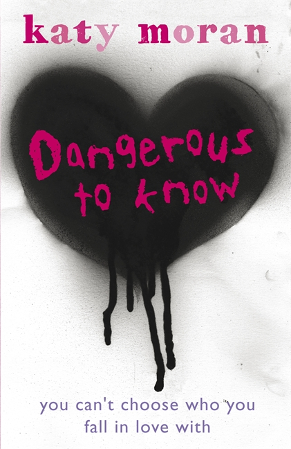 Dangerous to Know by Katy Moran