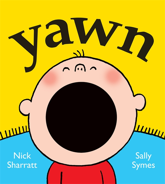 Yawn by Sally Symes
