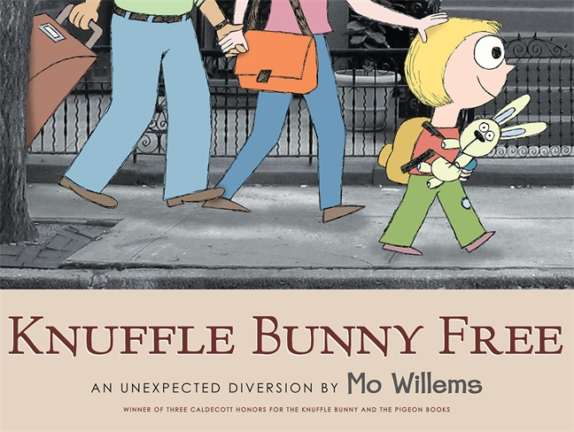 Knuffle Bunny Free: An Unexpected Diversion by Mo Willems