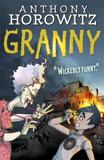 Granny by Anthony Horowitz