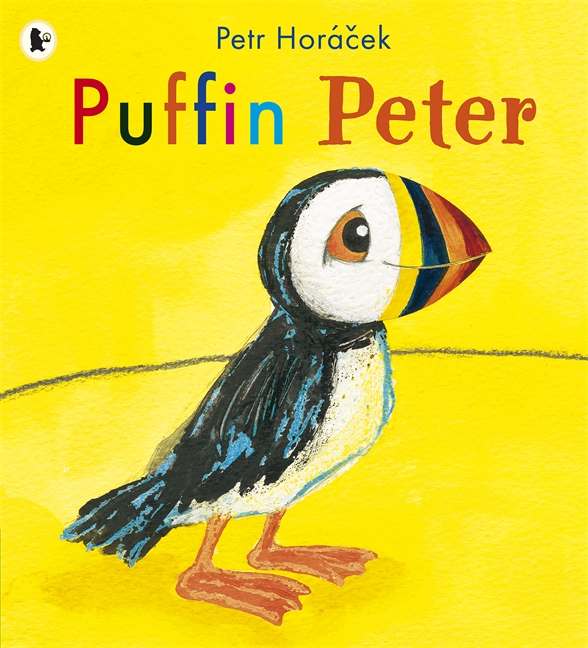 Puffin Peter by Petr Horacek
