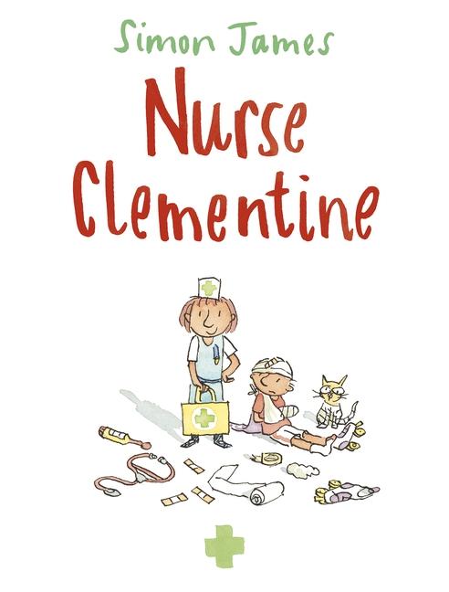 Nurse Clementine by Simon James