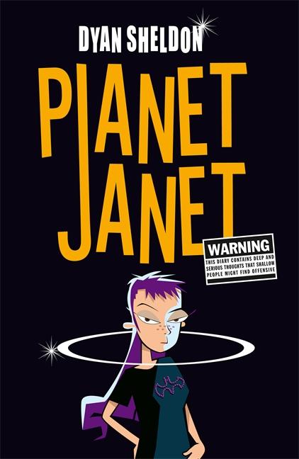 Planet Janet by Dyan Sheldon
