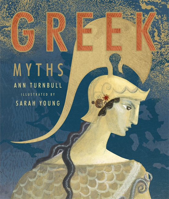 Greek Myths by Ann Turnbull