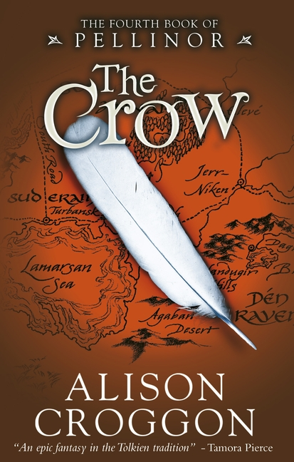 The Crow by Alison Croggon