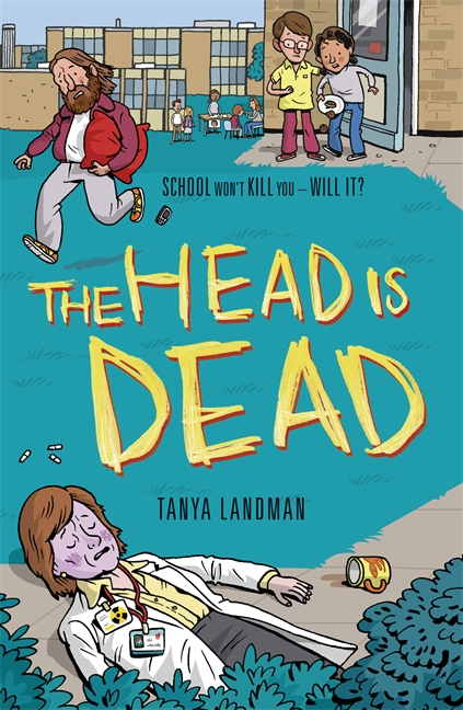 Murder Mysteries 4: The Head Is Dead by Tanya Landman