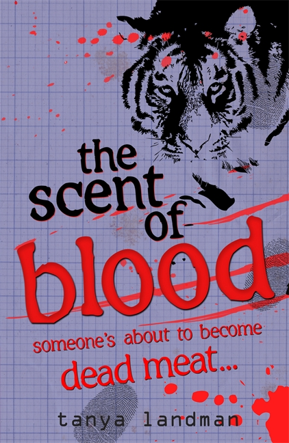 Murder Mysteries 5: The Scent of Blood by Tanya Landman