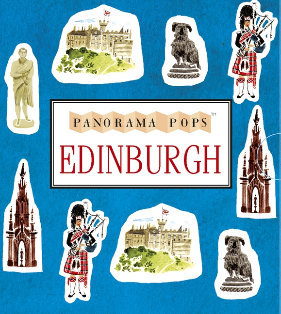 Edinburgh: Panorama Pops by Nina Cosford