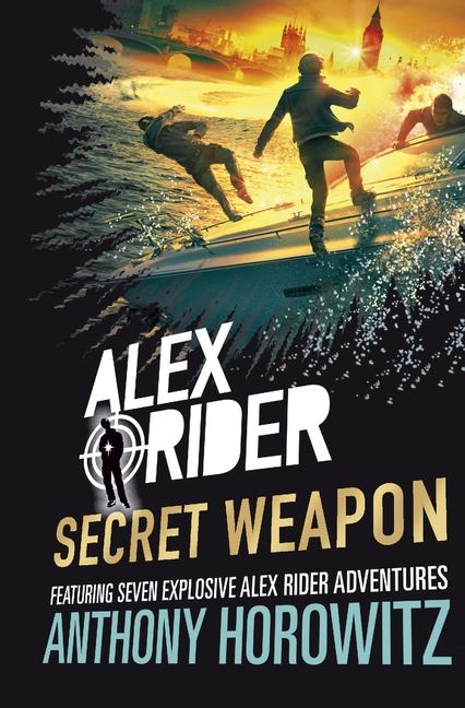 Secret Weapon by Anthony Horowitz