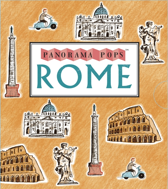 Rome: Panorama Pops by