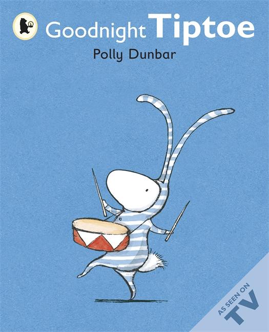 Goodnight Tiptoe by Polly Dunbar