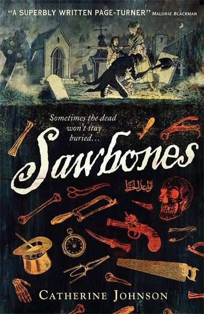 Sawbones by Catherine Johnson