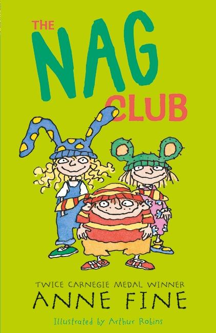 The Nag Club by Anne Fine