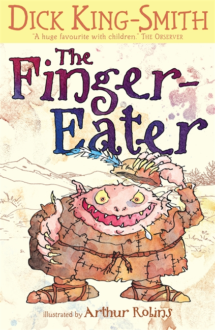 The Finger-Eater by Dick King-Smith