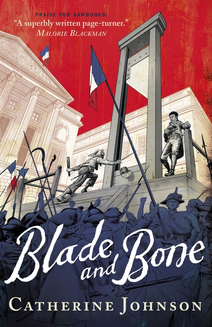 Blade and Bone by Catherine Johnson
