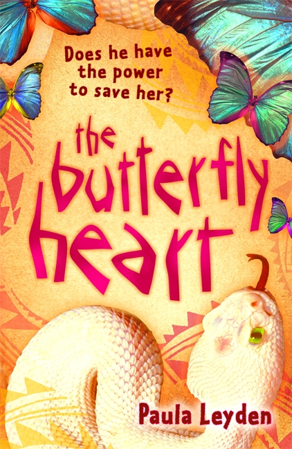 The Butterfly Heart by Paula Leyden