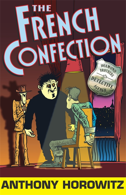 The French Confection by Anthony Horowitz
