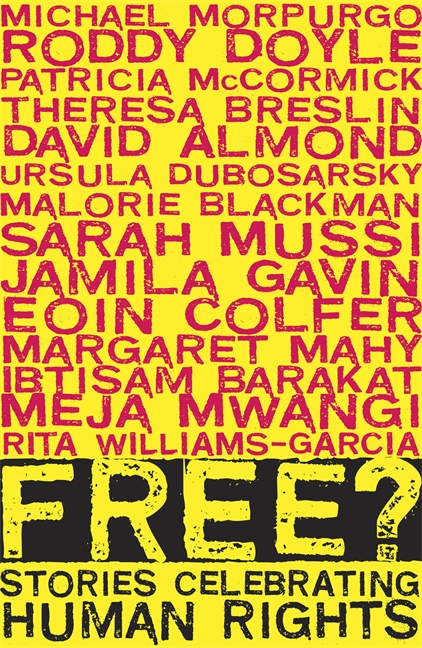 Free? by Amnesty International UK