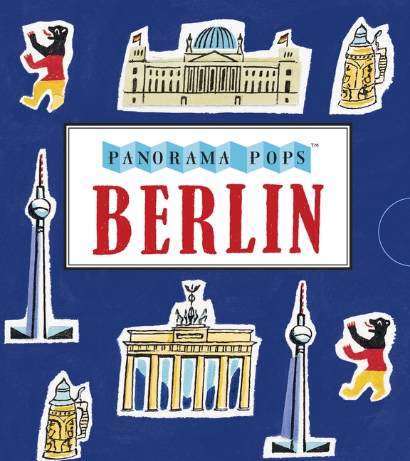 Berlin: Panorama Pops by Sarah McMenemy