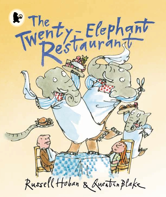 The Twenty-Elephant Restaurant by Russell Hoban