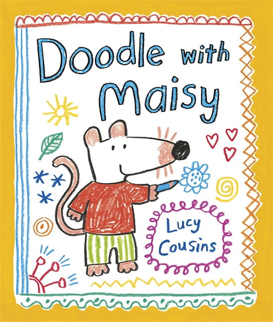 Walker Books - Doodle with Maisy
