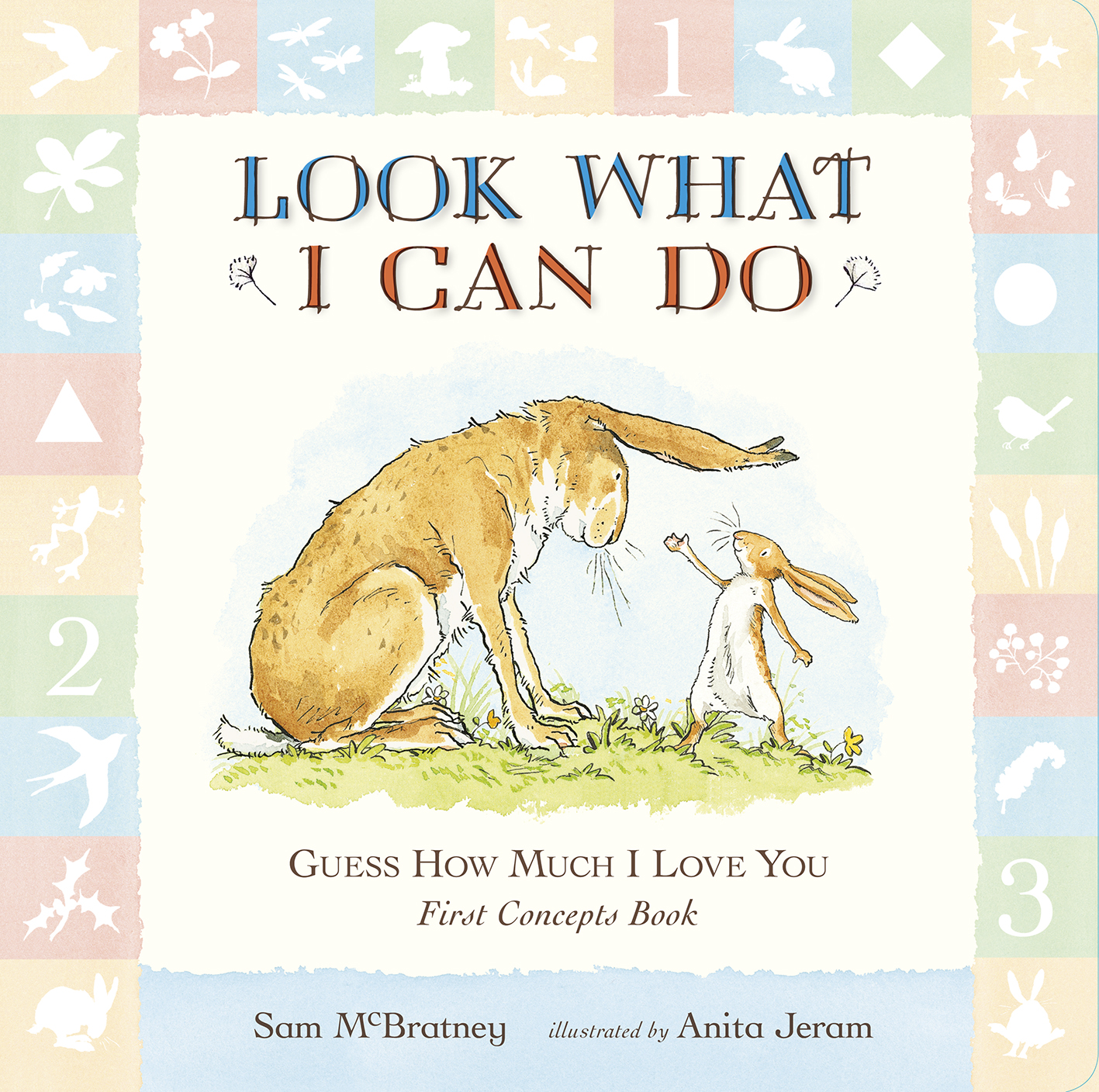 Guess how much i love you look what i can do first concepts book