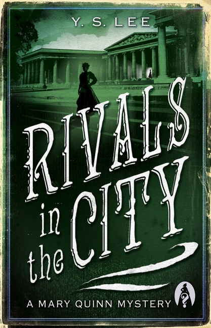 Rivals in the City by Y. S. Lee