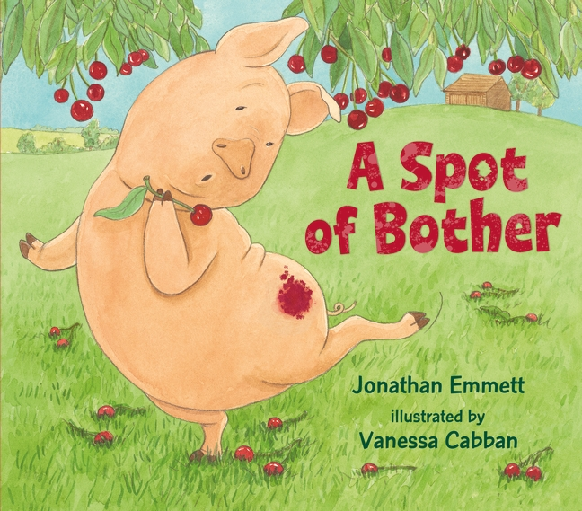 A Spot of Bother by Jonathan Emmett