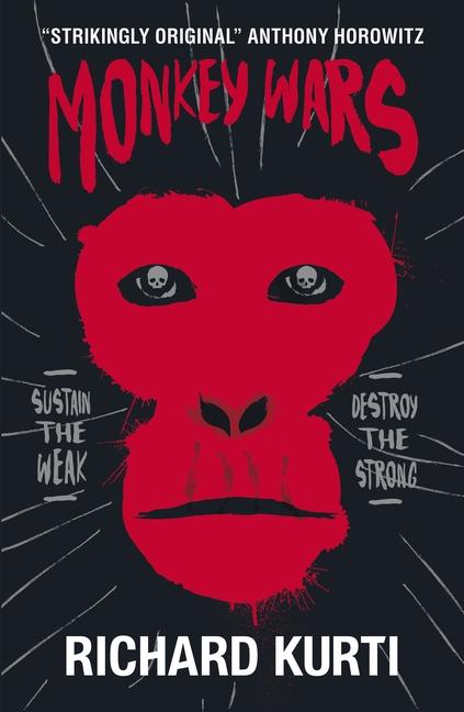 Monkey Wars by Richard Kurti